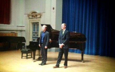 Leeds Lieder opened its 2015-2016 season