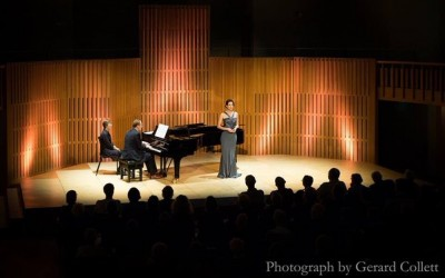 Classical Music Magazine features the Leeds Lieder Festival