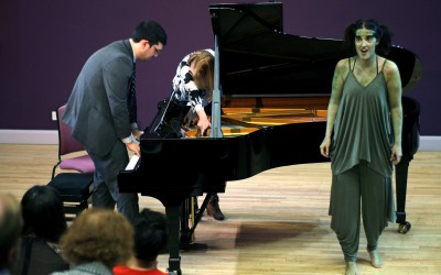 Bachtrack reviews the Leeds Lieder Poets and Composers Showcase