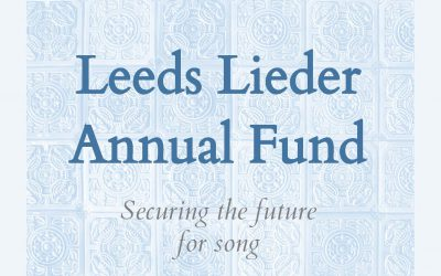 Introducing the Leeds Lieder Annual Fund