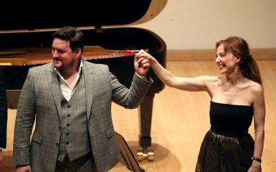 'Nelson is a great talent and character-singer with a real feel for these Ravel works…'