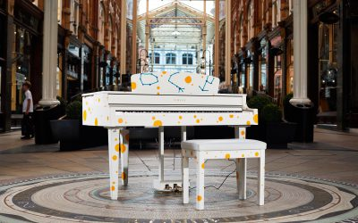 Leeds Lieder Pop Up Piano Trail Performance