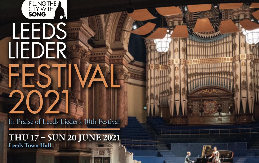 Leeds Lieder announces 10th Anniversary Festival